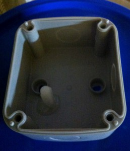 IP66 Enclosure Lid