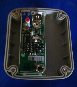 Visonic Magnetic Contact Sensor In IP66 Enclosure